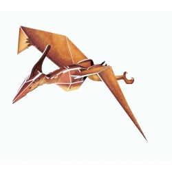 3D Puzzle Pteranodon - Dinosaurier
