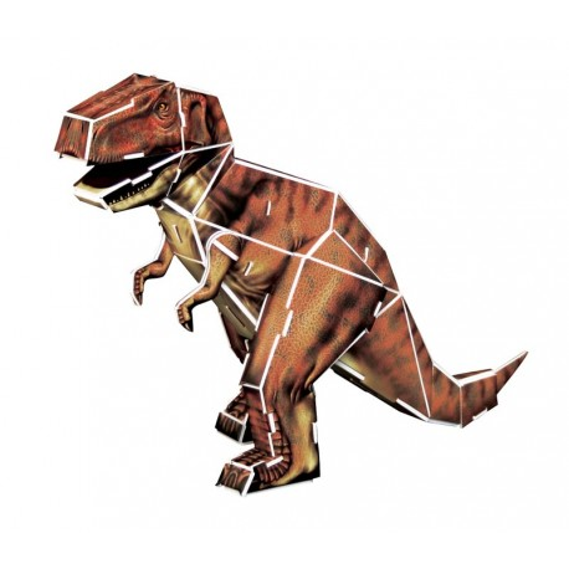 3D Puzzle Tyrannosaurus - Dinosaurier