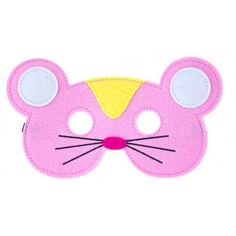 Filz Maske Maus