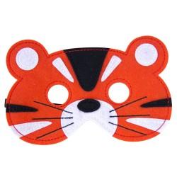 Filz Maske - Tiger
