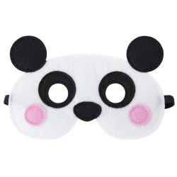 Filz Maske - Panda