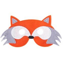 Filz Maske - Fuchs
