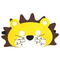 Filz Maske - Löwe