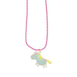 Kette mit Anhänger Einhorn - Unicorn