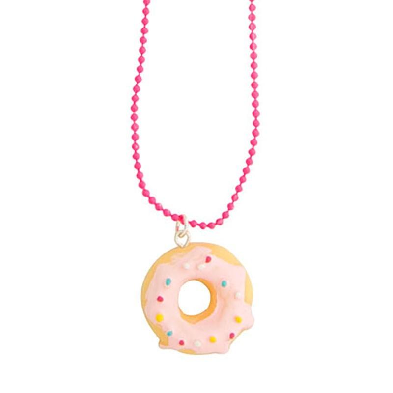 Kette mit Anhänger Donut