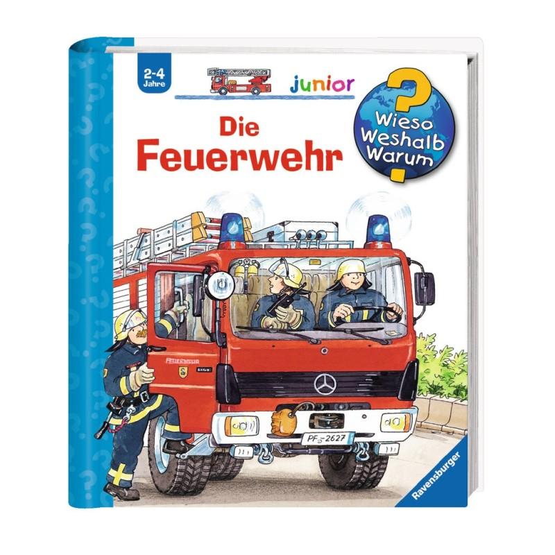 Die Feuerwehr - Wieso? Weshalb? Warum? Junior