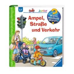 Ampel, Strasse und Verkehr - Wieso? Weshalb? Warum? Junior