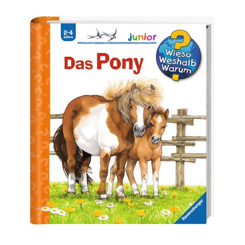 Das Pony - Wieso? Weshalb? Warum? Junior