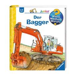 Der Bagger - Wieso? Weshalb? Warum? Junior