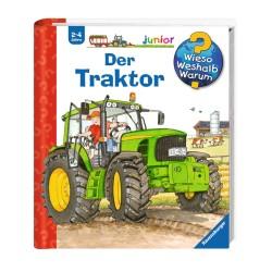 Der Traktor - Wieso? Weshalb? Warum? Junior