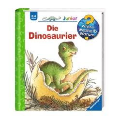 Die Dinosaurier - Wieso? Weshalb? Warum? Junior