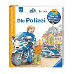 Die Polizei - Wieso? Weshalb? Warum? Junior