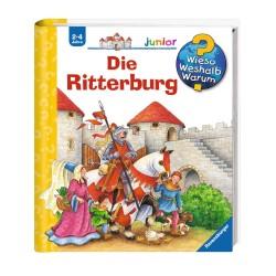 Die Ritterburg - Wieso? Weshalb? Warum? Junior