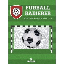 Fussball-Fieber Radierer