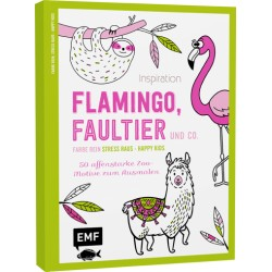 Inspiration Flamingo, Faultier und Co.