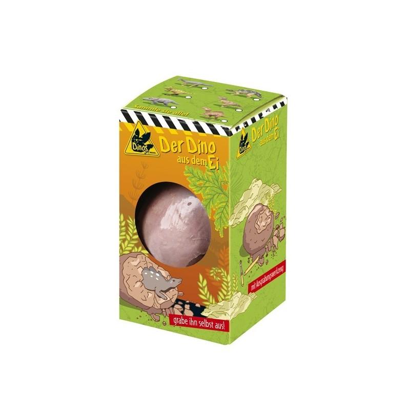 Der Dino aus dem Ei