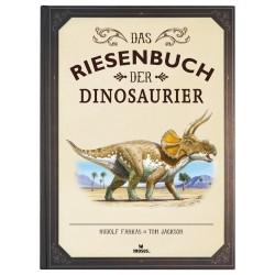 Das Riesenbuch der Dinosaurier