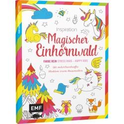 Inspiration Magischer Einhornwald
