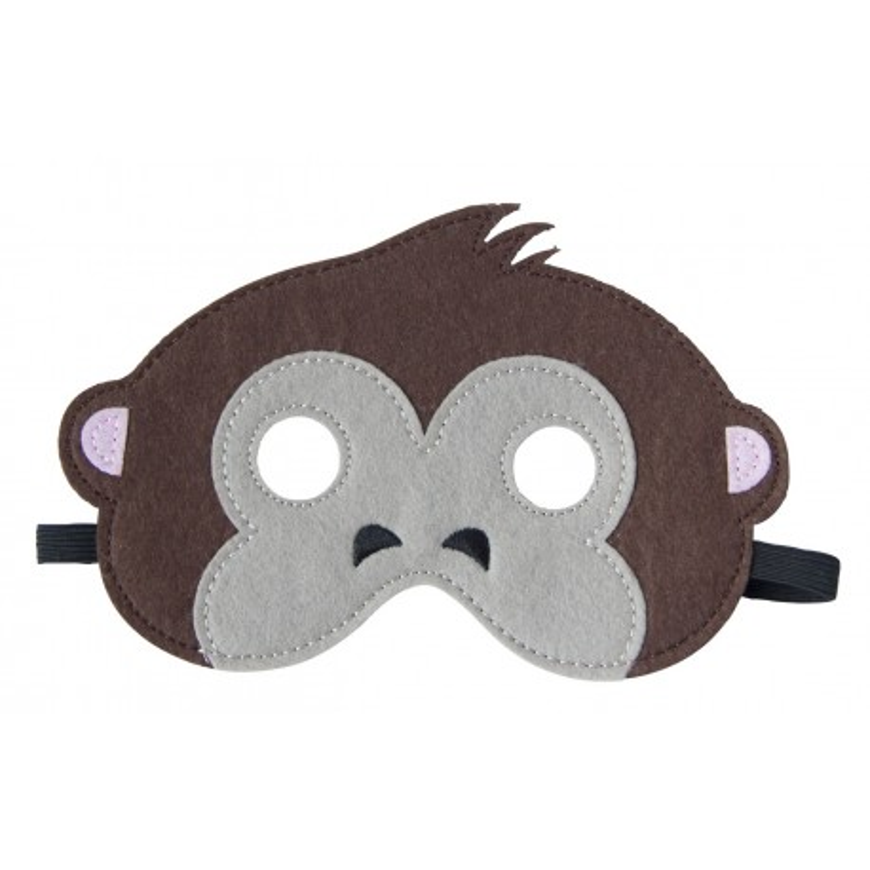 Filz Maske - Gorilla