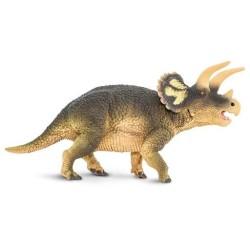 Triceratops - Handbemalte Dinosaurier Figur