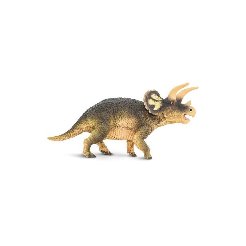 Triceratops - Handbemalte Figur