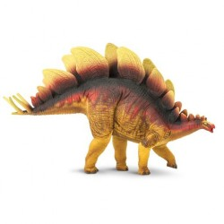 Stegosaurus - Handbemalte Figur