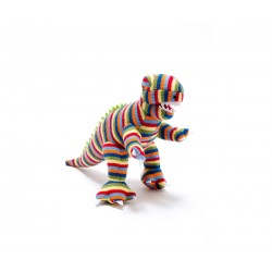 Multi Stripe T Rex