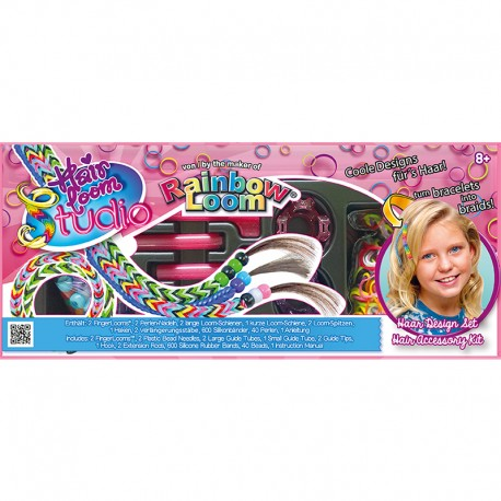 Rainbow Loom® HairLoom Studio