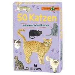 Expedition Natur - 50 Katzen erkennen & bestimmen