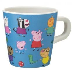 Melamin Tasse Peppa Pig - Peppa Wutz
