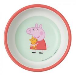 Melamin Schale/ Schüssel Peppa Pig - Peppa Wutz