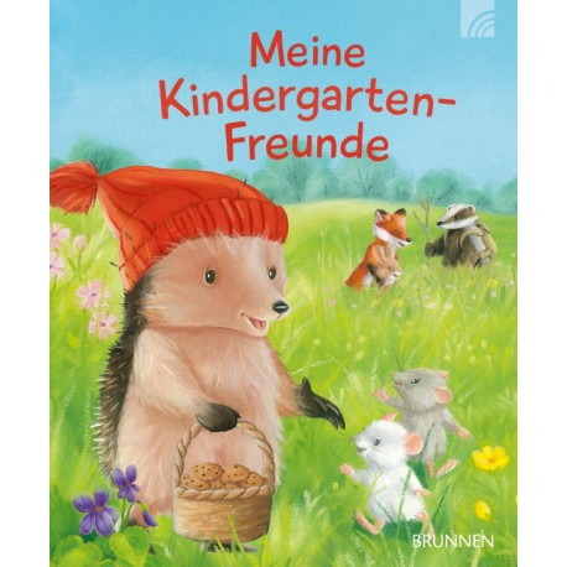 Mein Kindergarten Freundebuch - Der kleine Igel