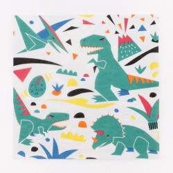 My Little Day - 20 Servietten Dinosaurier