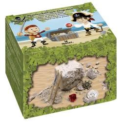 Piratenschatz zum Ausgraben