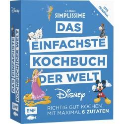 Simplissime Das einfachste Kochbuch der Welt - Disney