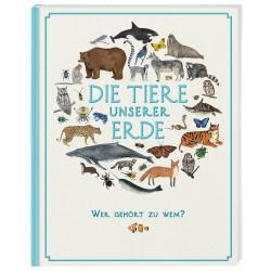 Die Tiere unserer Erde - Wer gehört zu wem?