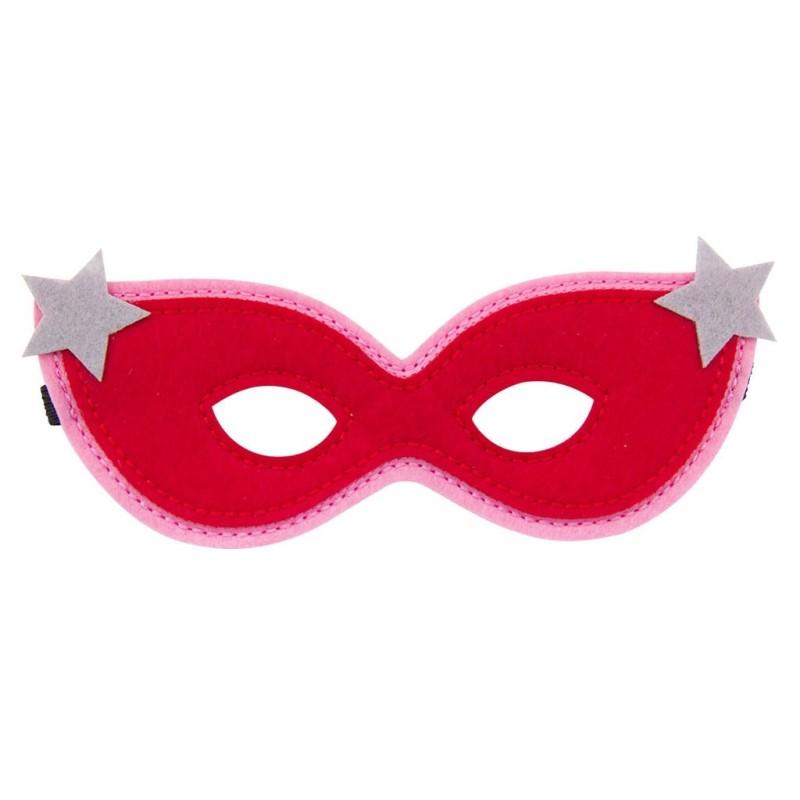 Filz Maske Super Hero Motiv 6