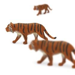 Mini Figur & Glücksbringer - Sibirischer Tiger
