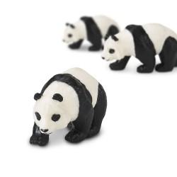 Mini Panda Figur - Glücksbringer