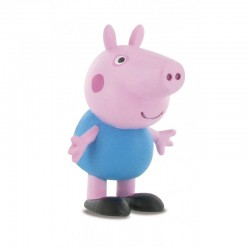 George (Schorch) - Peppa Wutz Figur