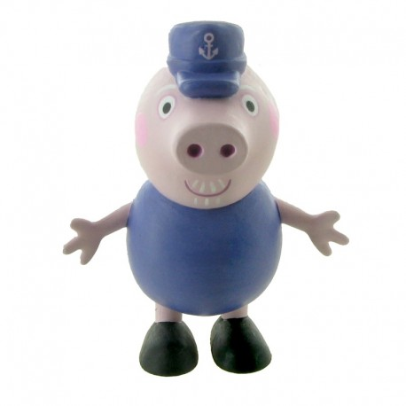 Opa Wutz - Peppa Pig Figur
