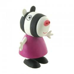 Zoe Zebra - Peppa Pig Figur