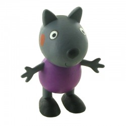 Klausi Kläff - Peppa Pig Figur