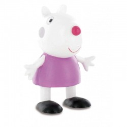 Suzy Sheep - Luzie Locke - Peppa Pig Figur