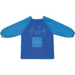 Malschürze in blau von Faber-Castell