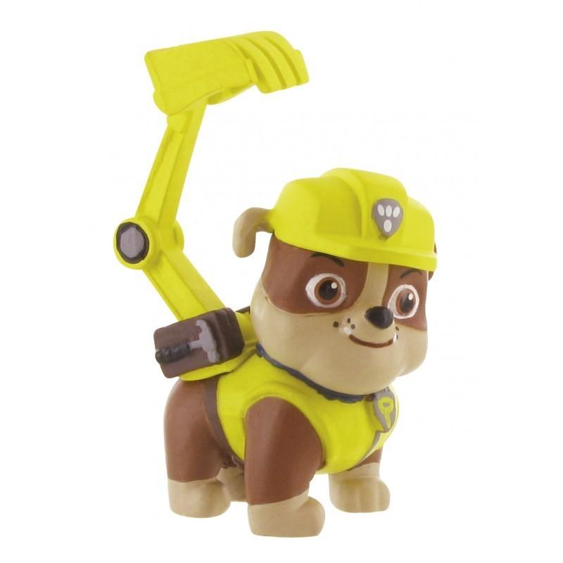 Rubble - Paw Patrol Figur