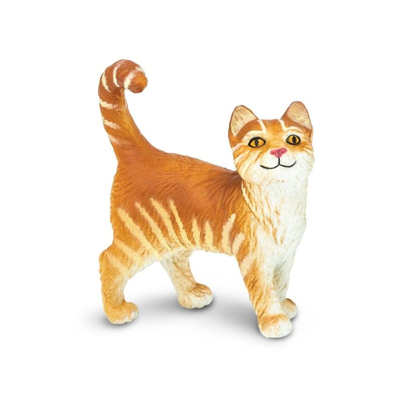 Getigerte Katze Spielfigur