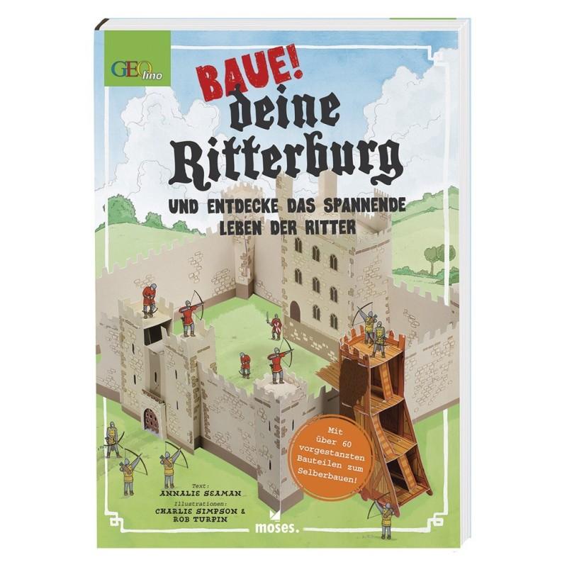 Baue deine Ritterburg und entdecke das spannende Leben der Ritter