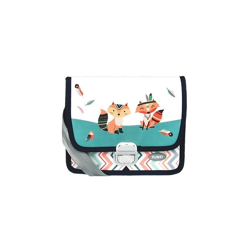 FUNKI Kindergartentasche Indian Foxes