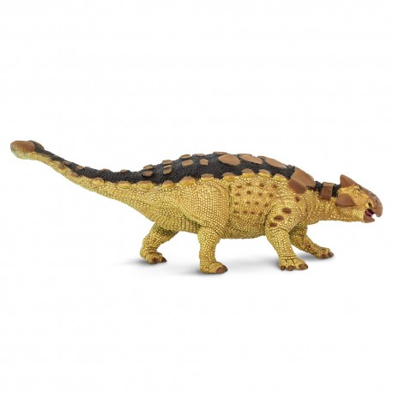 Ankylosaurus - Handbemalte Figur